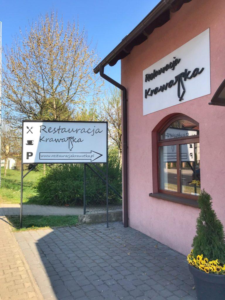 Restauracja Krawatka Kuchnia Z Charakterem Foodie Dreamka