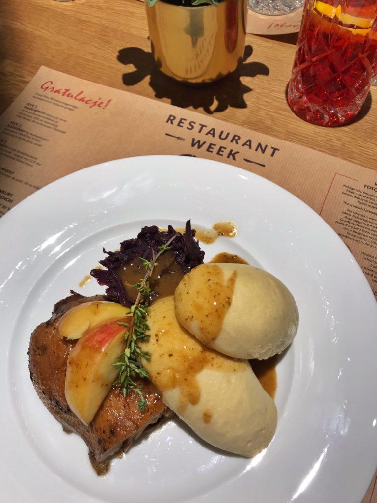 """Restaurant Week – """"kolacja otwarcia"""" w Papavero"""