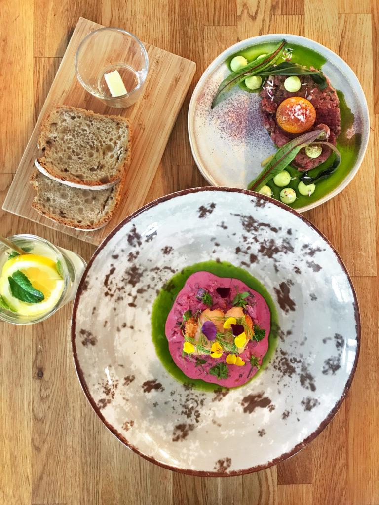 Restauracja Krawatka – kuchnia z charakterem