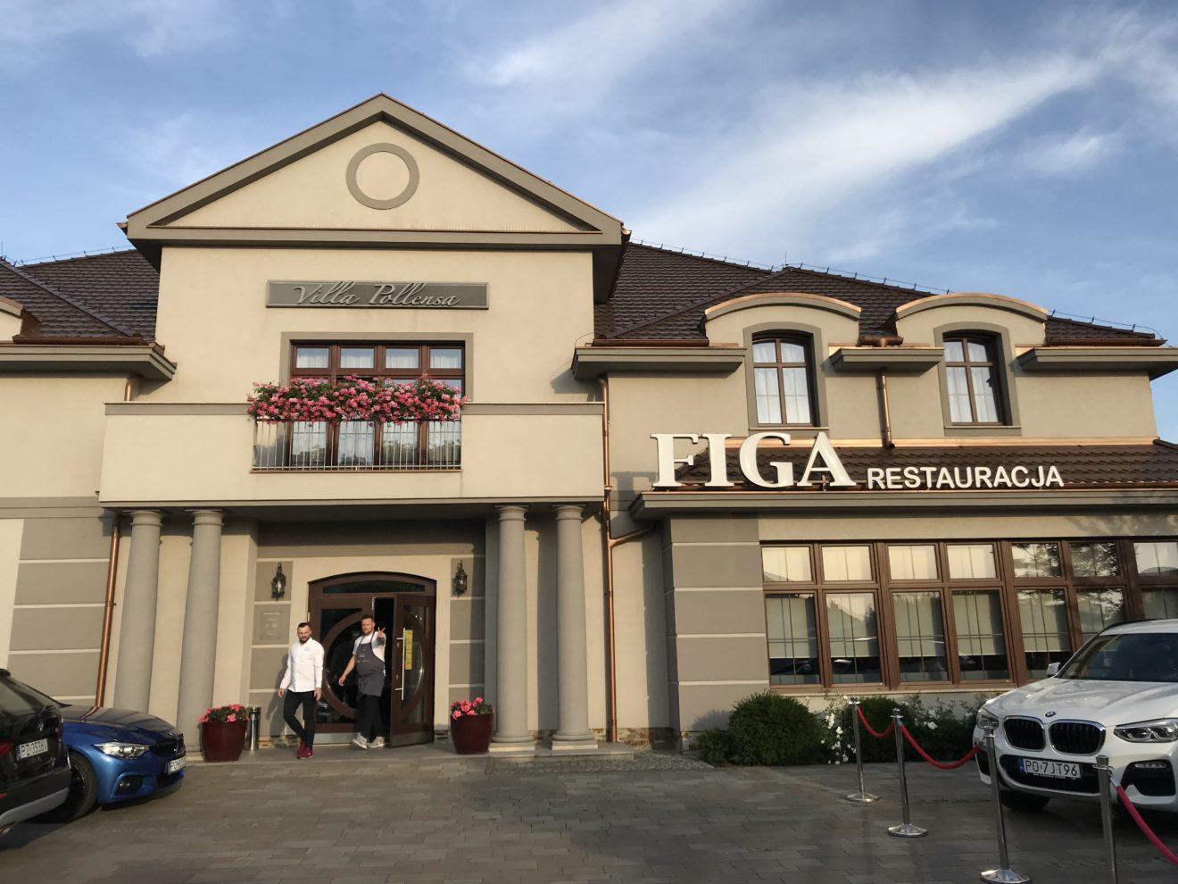 Szósta kolacja urodzinowa Restauracji Figa