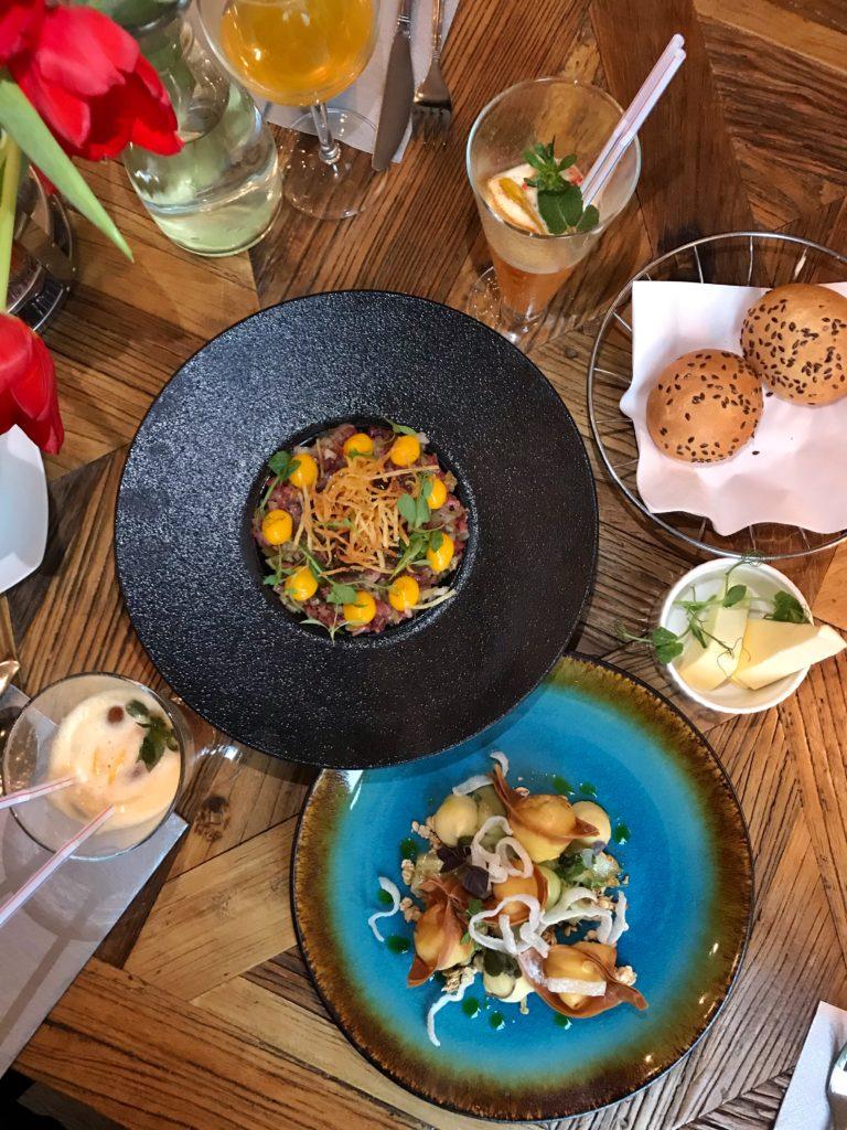 Restauracja Margeritta – menu na Walentynki
