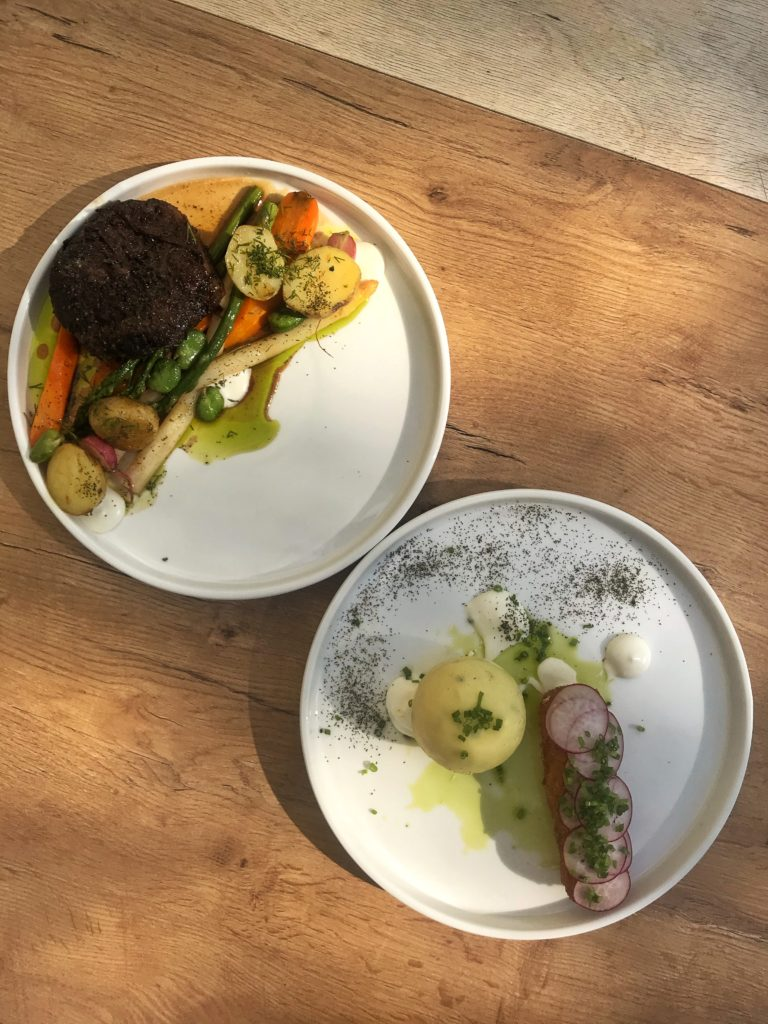 Restauracja Ratajska na Ratajach