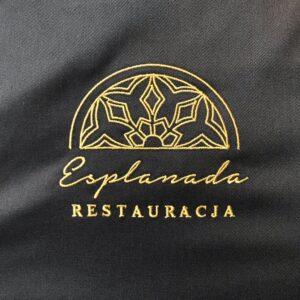 Restauracja Esplanada w pałacu na Opieszynie