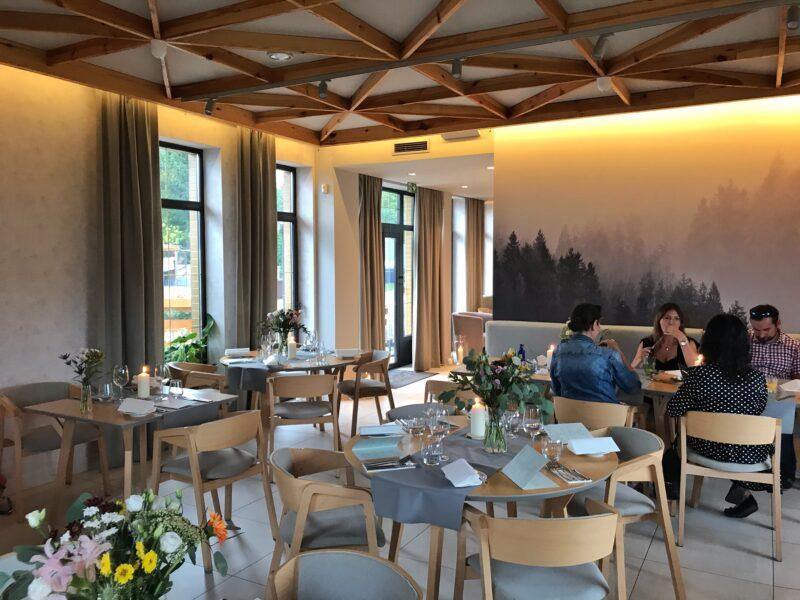Chrzciny I Komunie Restauracje Restauracja Nova Kuchnia Suchy Las Woj Wielkopolskie