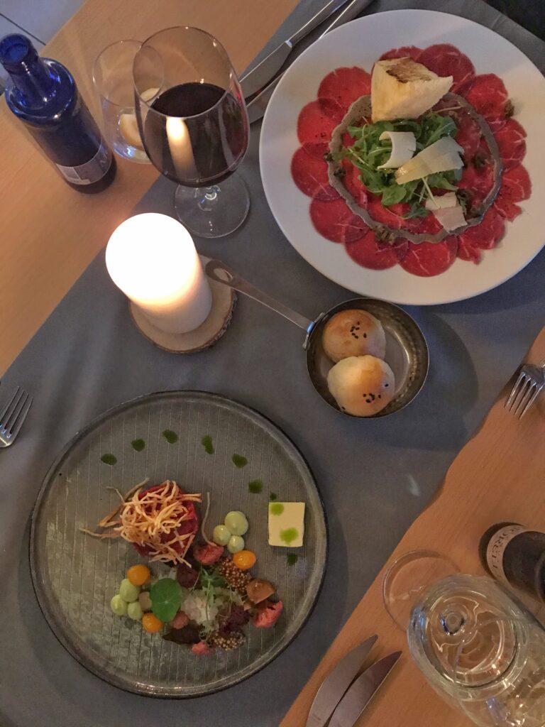 Nova Kuchnia i kolacja Soul&Wine